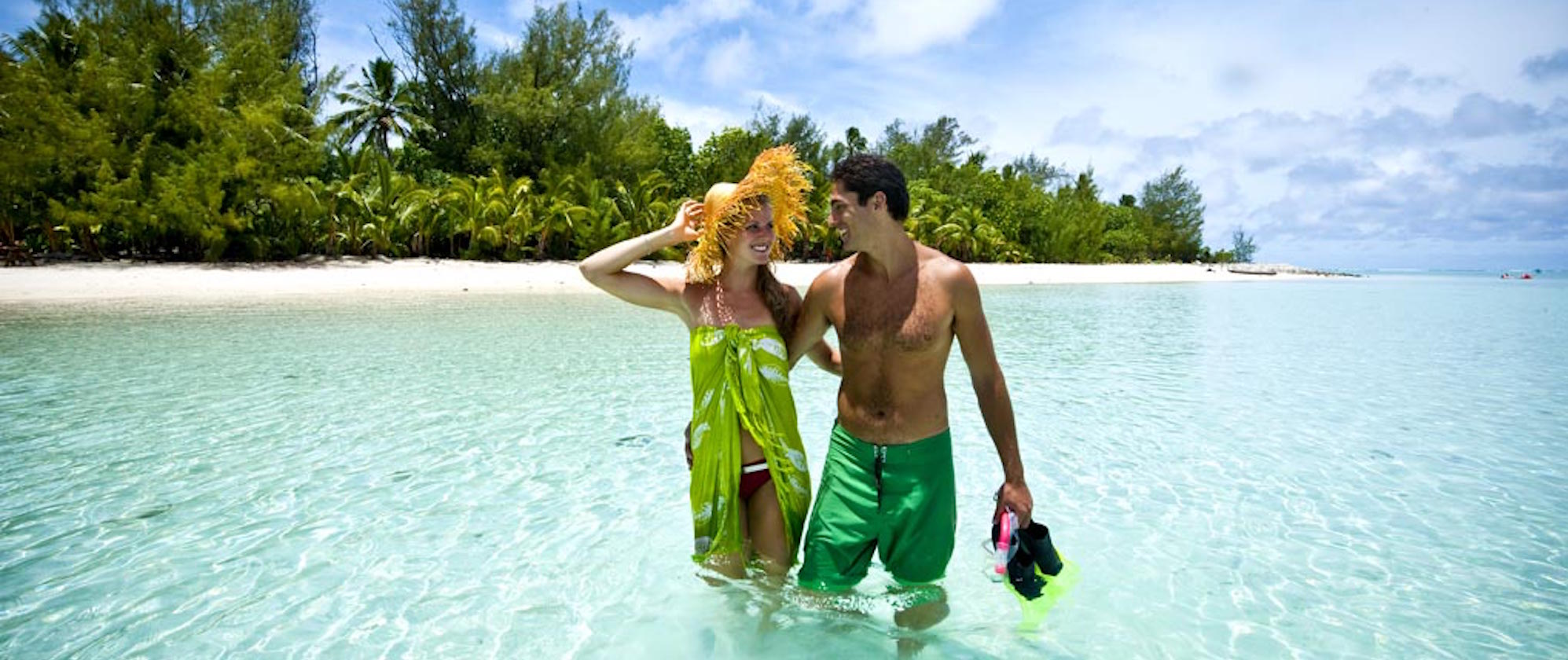 Romantic Cook Islands Vacation Nautilus Resort Rarotonga