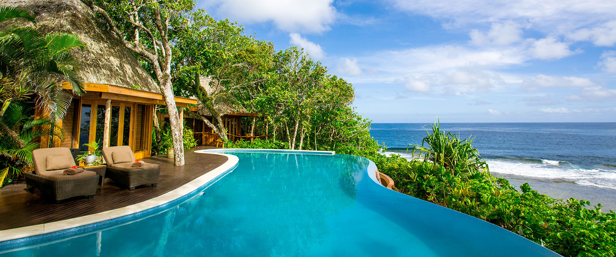 Luxury Fiji honeymoon - Namale Resort & Spa - All Inclusive Honeymoon