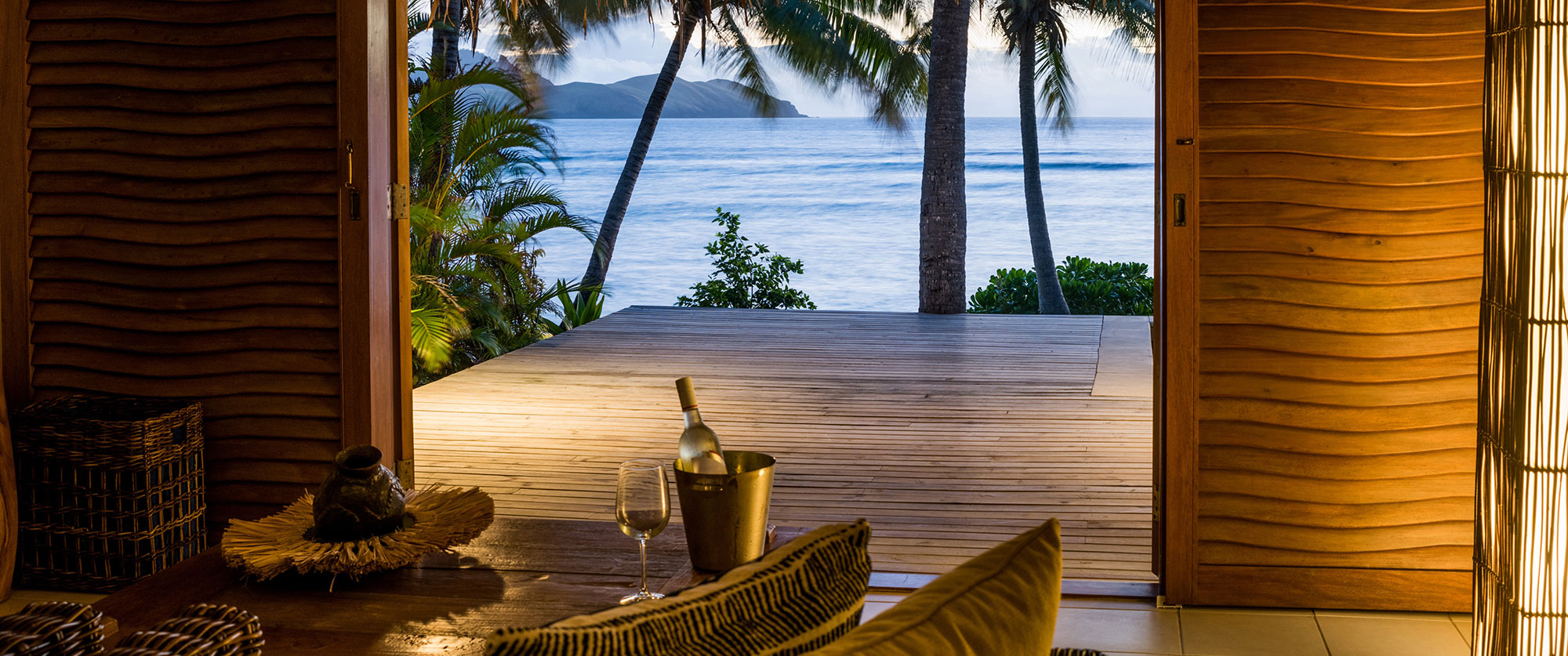 Luxury Fiji Vacation - Indulgence Spa Package - Tokoriki Resort Fiji
