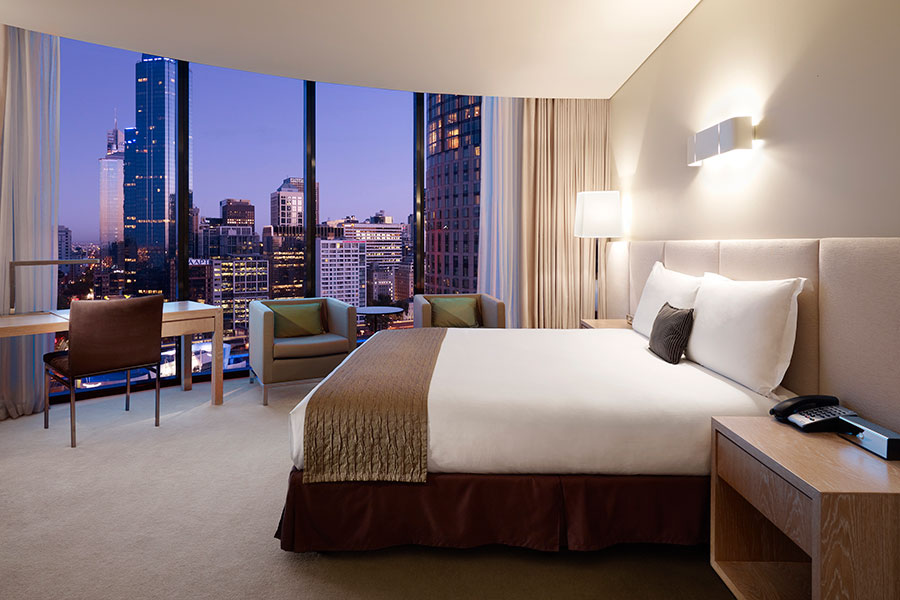 Crown casino accommodation package