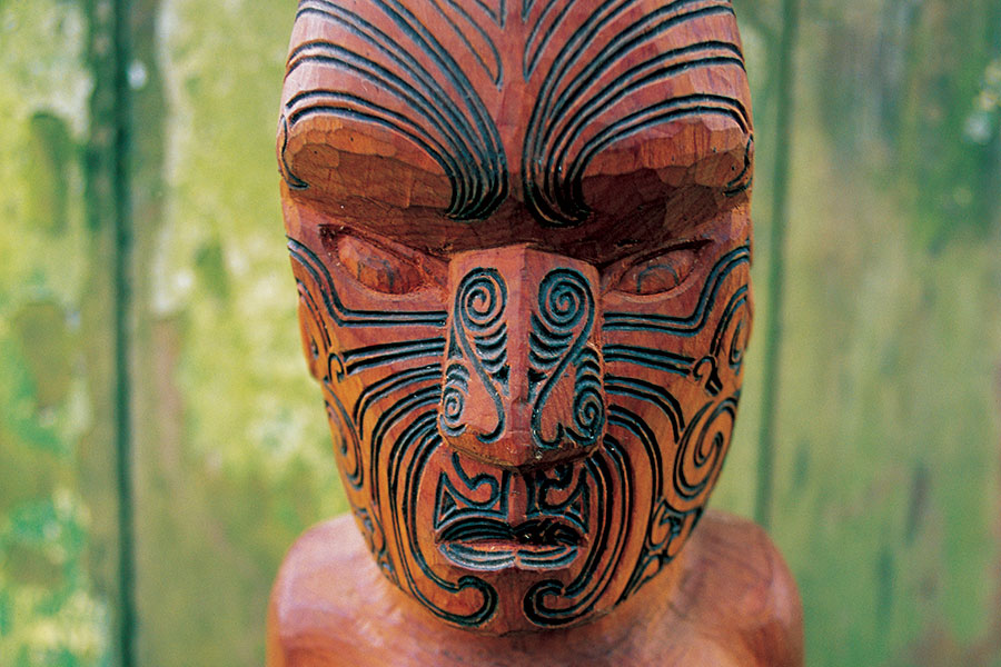 Art Maori Tattoo: New Zealand Culture: Maori Tattoos