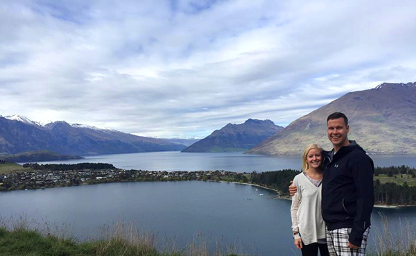 Queenstown New Zealand self drive Laura