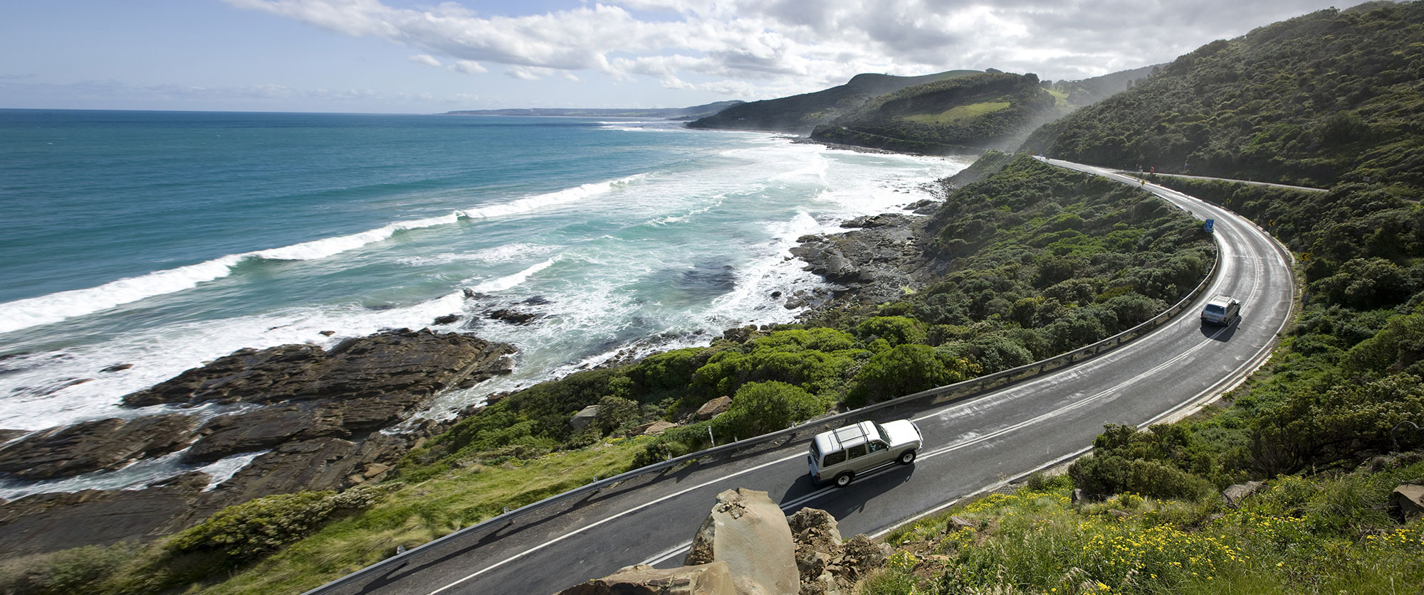 Australia Luxury Vacation Great Ocean Road