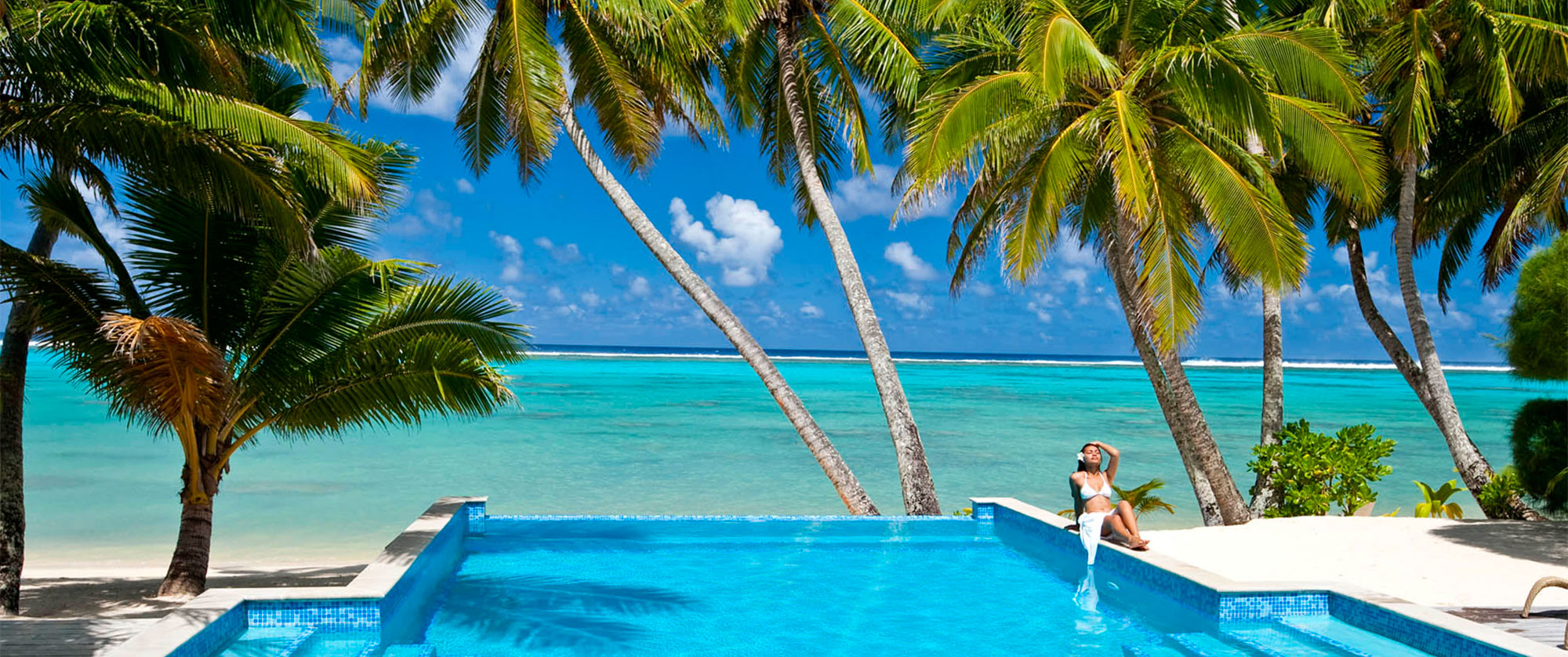 Cook Islands Luxury Beach Getaway - Little Polynesian Resort