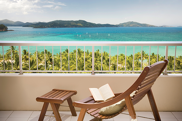 Luxury Australia vacations - Reef View Hotel Whitsundays