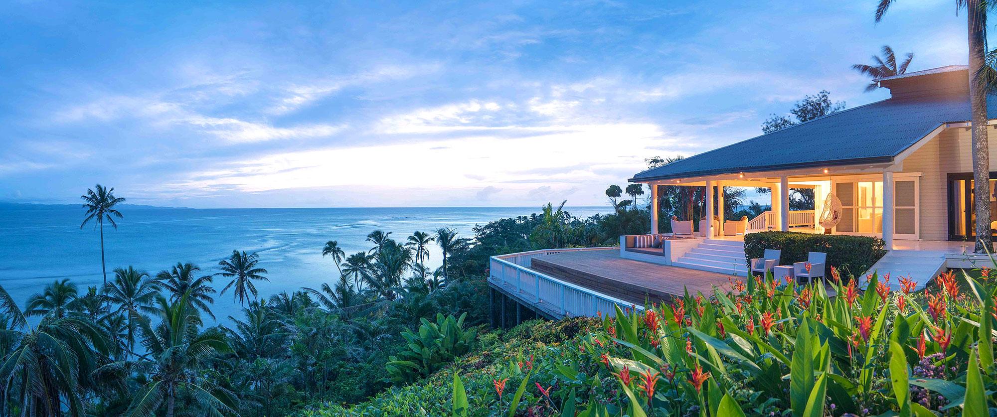 Luxury Fiji Vacations Raiwasa Family Package Down Under