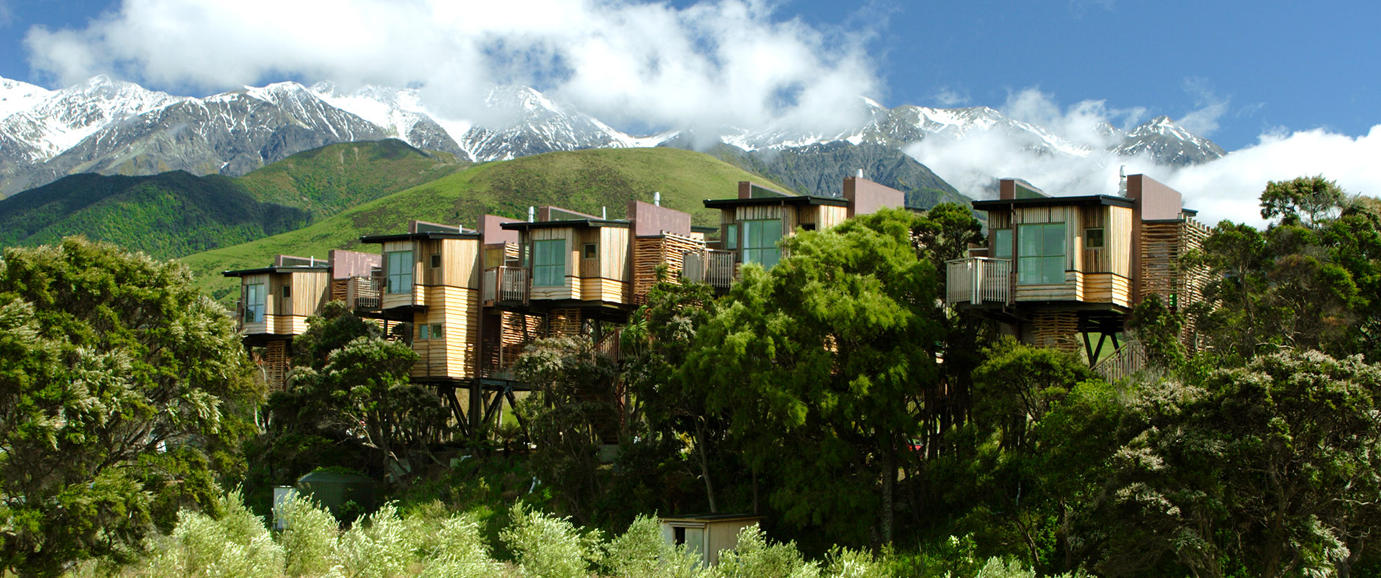 New Zealand Luxury Vacations - Hapuku Lodge Kaikoura