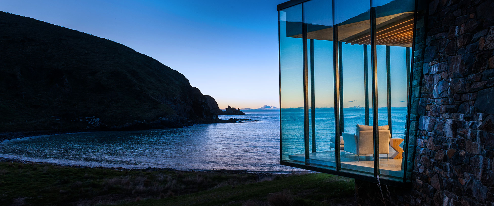 New Zealand Luxury Vacation - Annandale Seascape