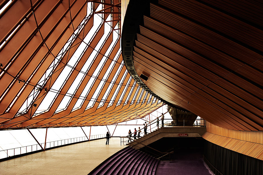 Sydney Opera House guided tour