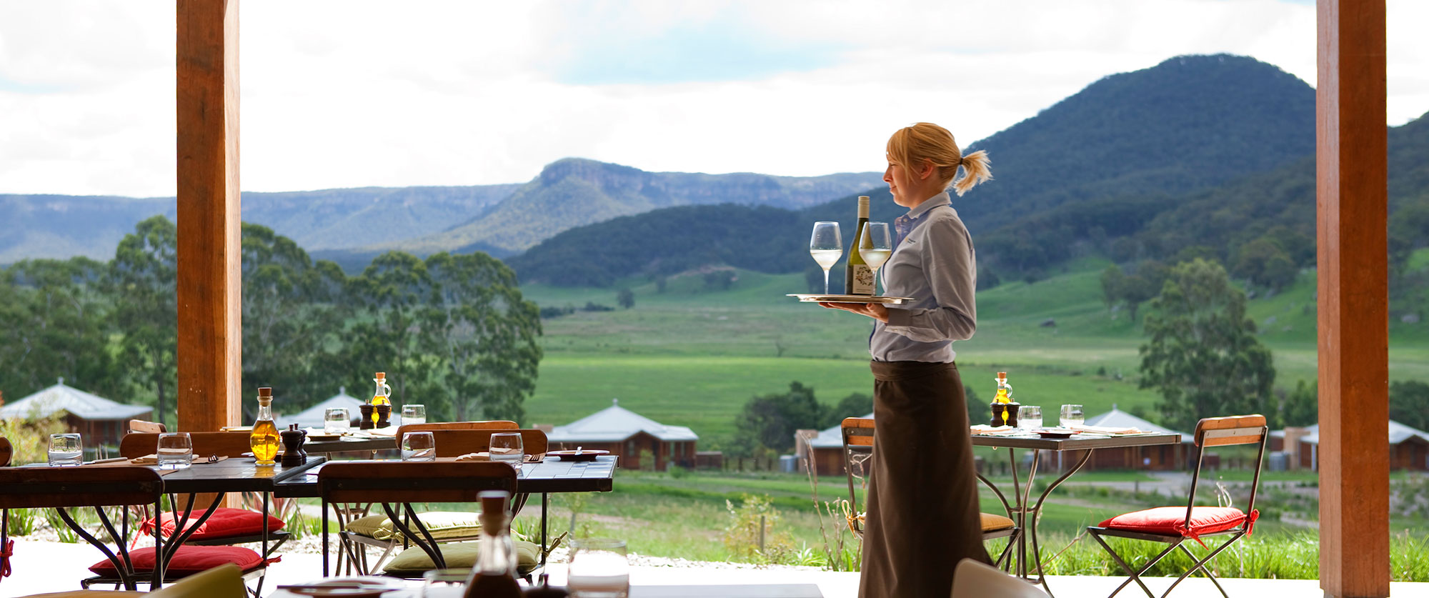 Australia Luxury Lodges - One&Only Wolgan Valley