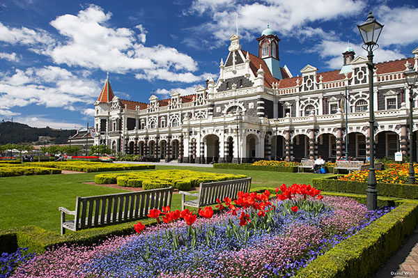 New Zealand Vacations - Dunedin