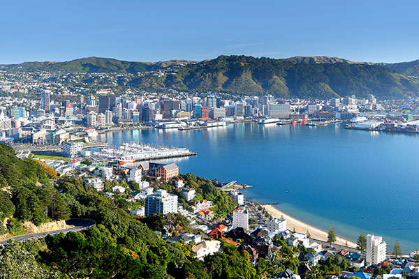 New Zealand Vacations - Wellington