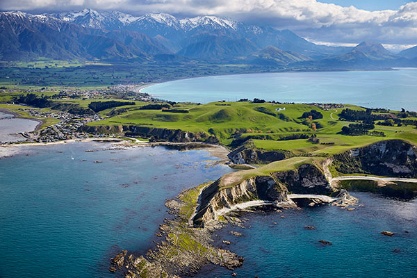 New Zealand Vacations - Kaikoura
