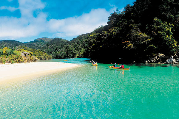 New Zealand Vacations - Abel Tasman