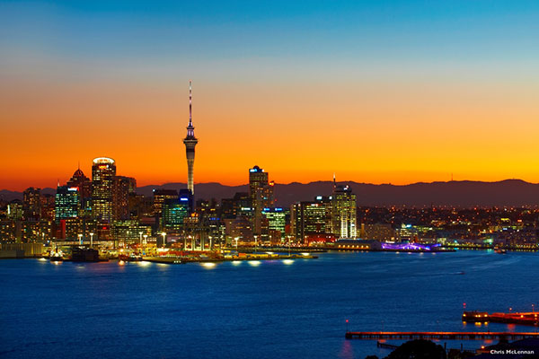 New Zealand Vacations - Auckland