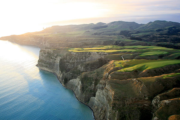 Cape Kidnappers - Best New Zealand Golf Lodges
