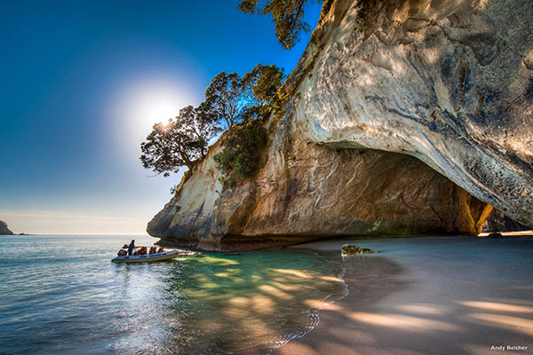 New Zealand Vacations - The Coromandel