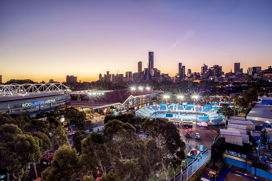 Australian Open Tennis Vacation 2018