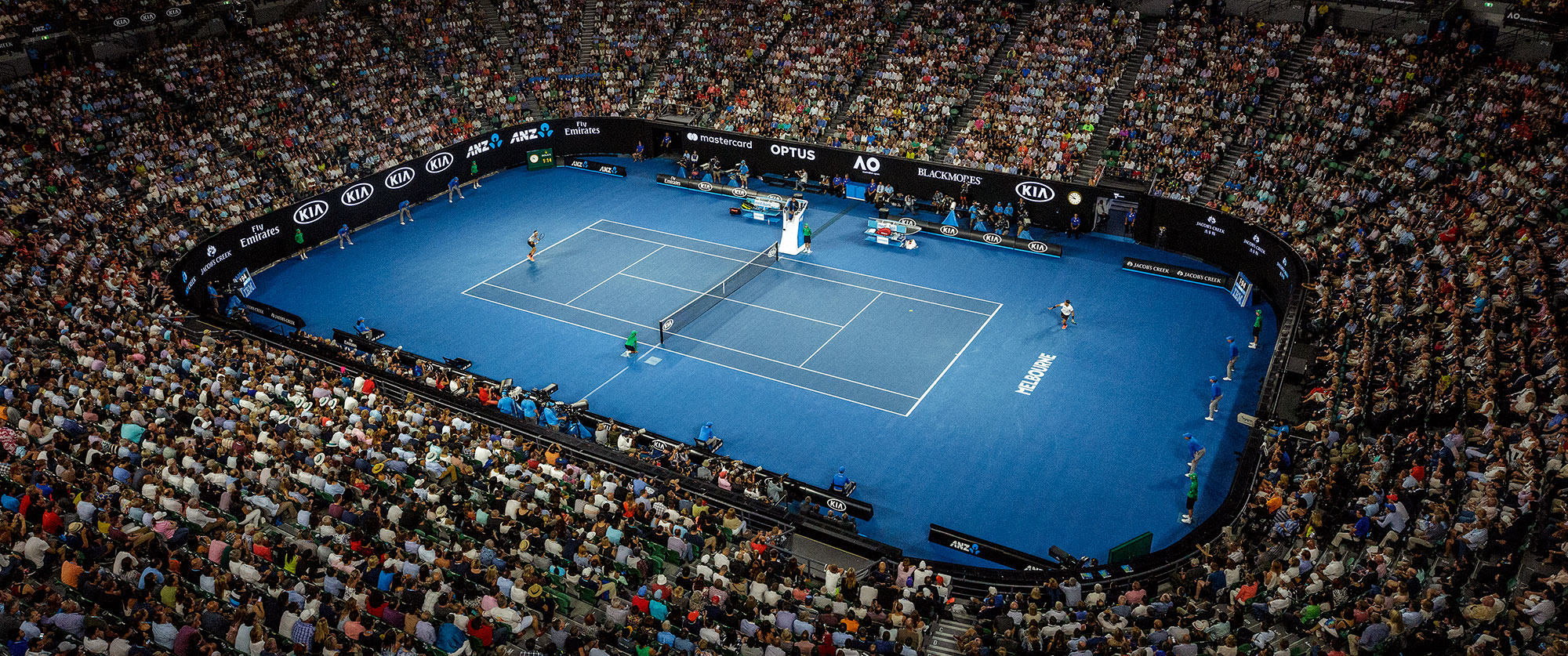 Tennis Australia Package: Australian Open and Great Ocean Road