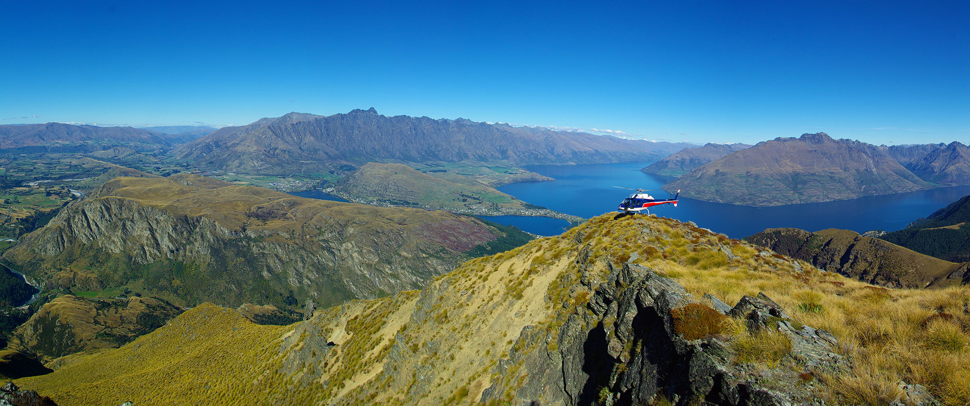New Zealand Romantic Luxury Vacation - Queenstown Private Helicopter