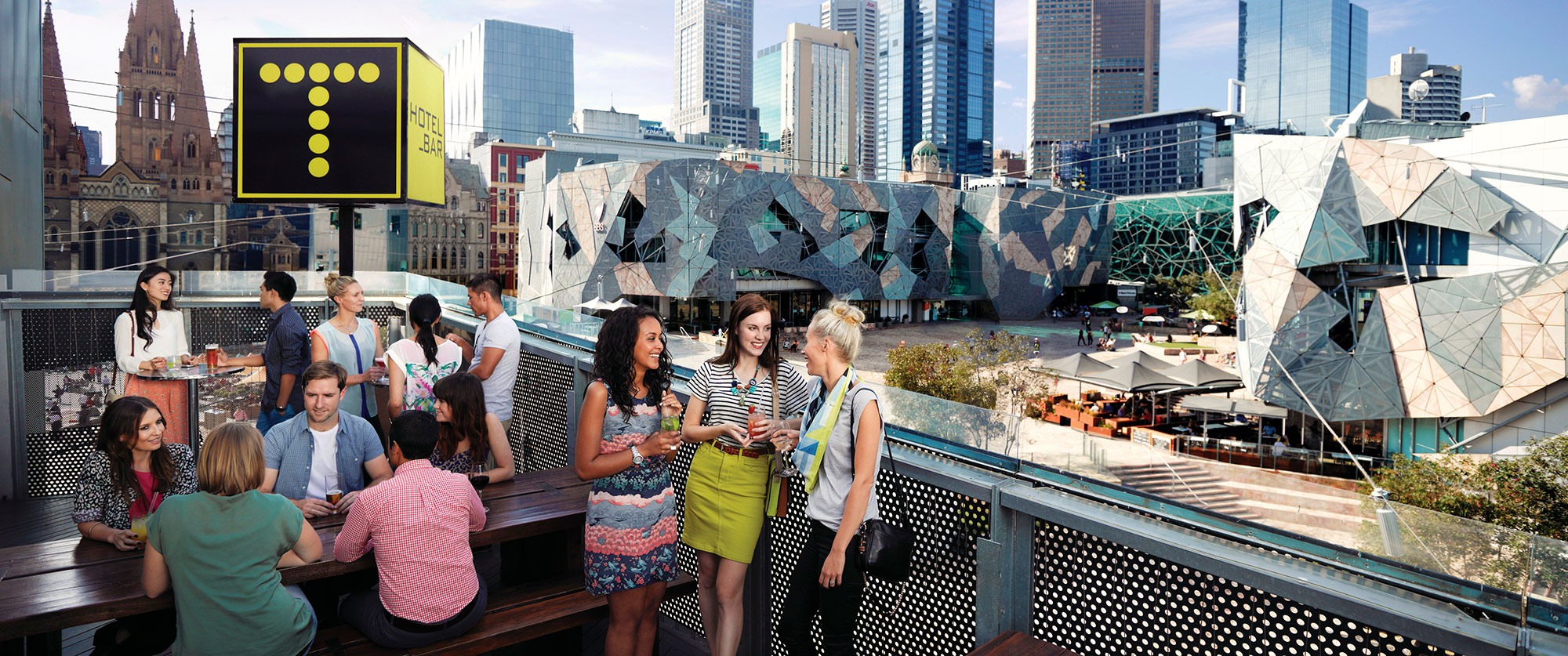 Spoil the Senses: Essential Australian Luxury - Melbourne Bars and Restaurants