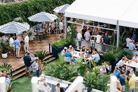 2019 Australian Open - Atrium Bar