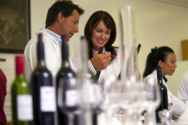 Barossa Valley, South Australia - Make Your Own Wine Blend at Penfolds Winery