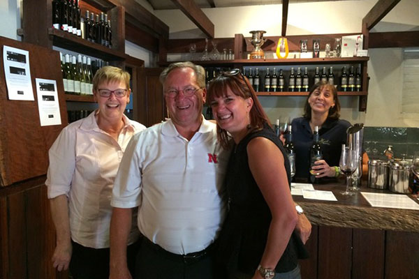Wine Tasting in Barossa Valley South Australia - Langmeil Winery