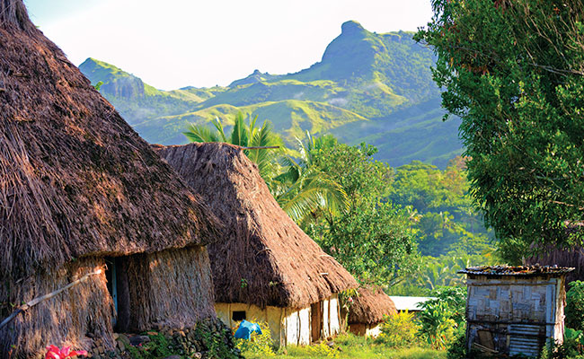5 Reasons to Go Hiking in Fiji - Hike to Remote Villages, Navala Village Fiji