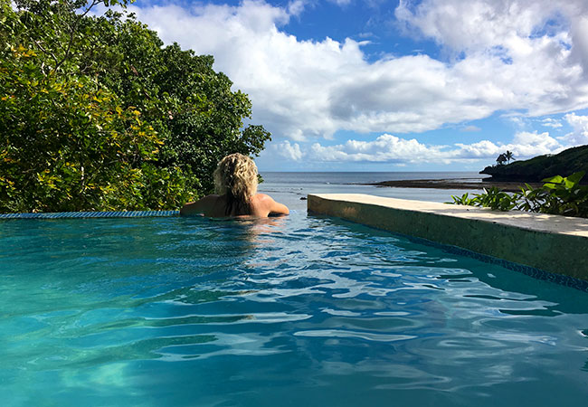 Best of Fiji - Savasi Island Luxury Resort Fiji, Private Pool