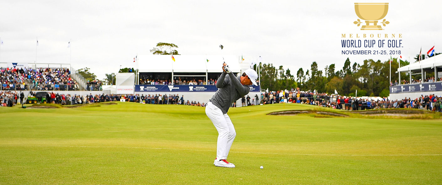 2018 World Cup of Golf