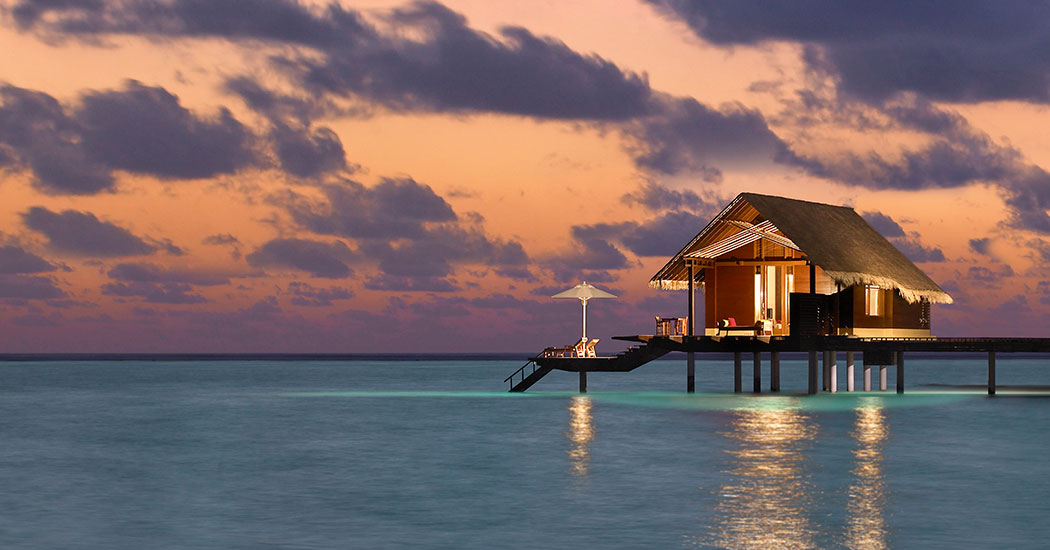 One&Only's Reethi Rah in the Maldives