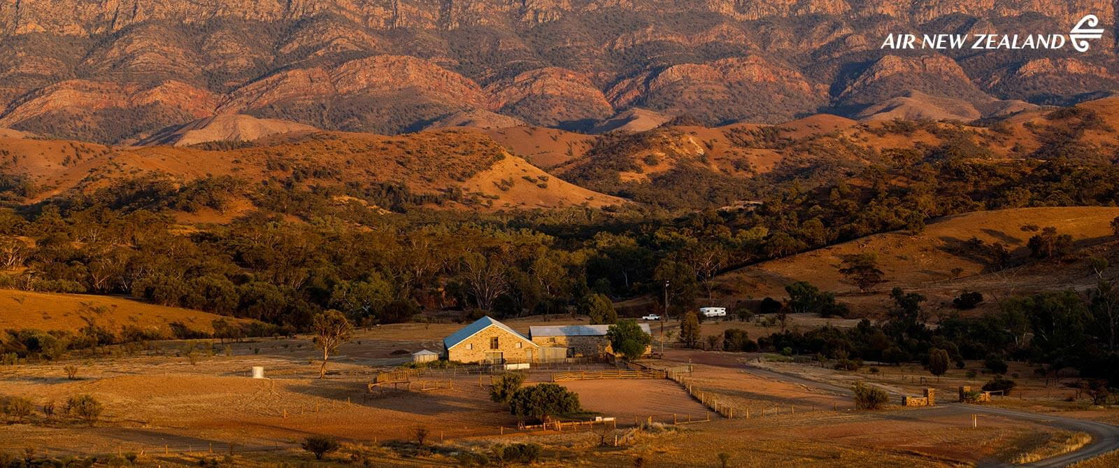 Arkaba Station, Australian Outback - Australian Wildlife, Wine, and Outback Adventure