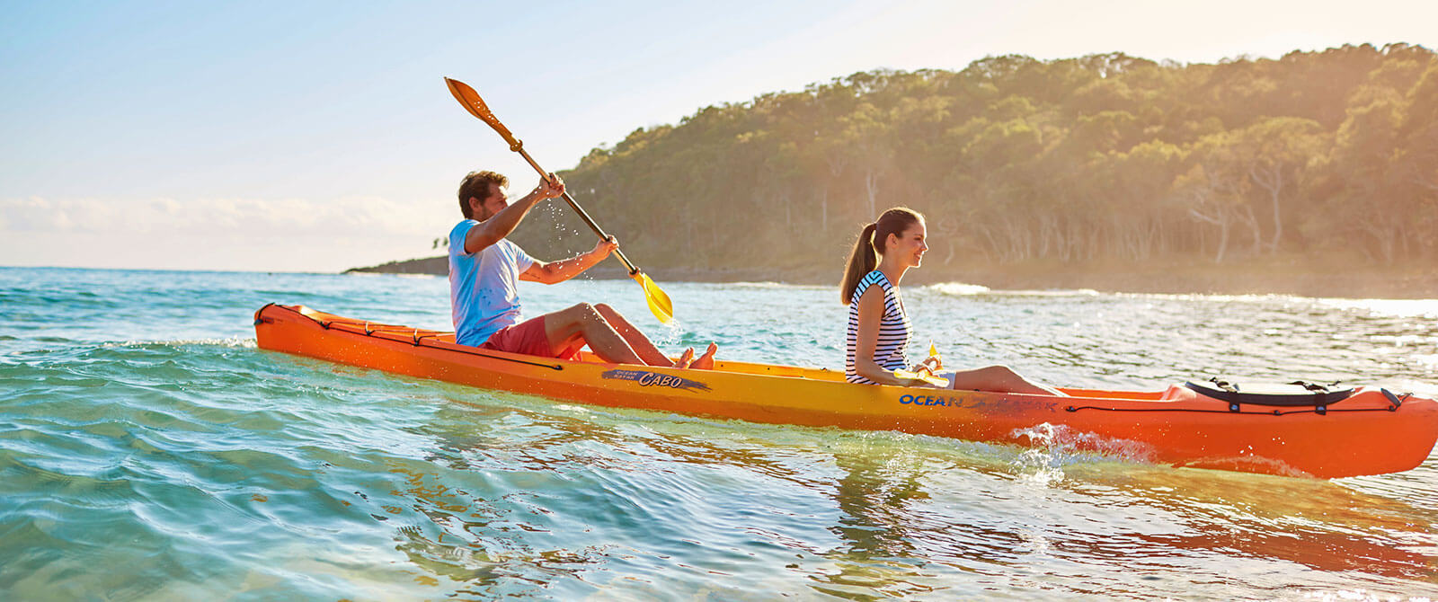 Sea Kayaking in Noosa - Australia Getaway: Sunshine Coast and Kangaroo Island