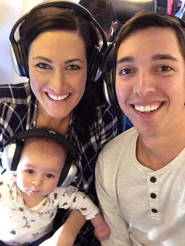 7 Tips for Traveling with an Infant - Traveling with Baby on a Plane