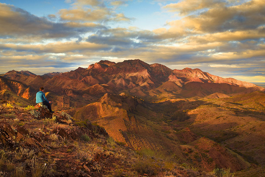 Iconic Australia Vacations - Flinders Ranges Outback Vacation