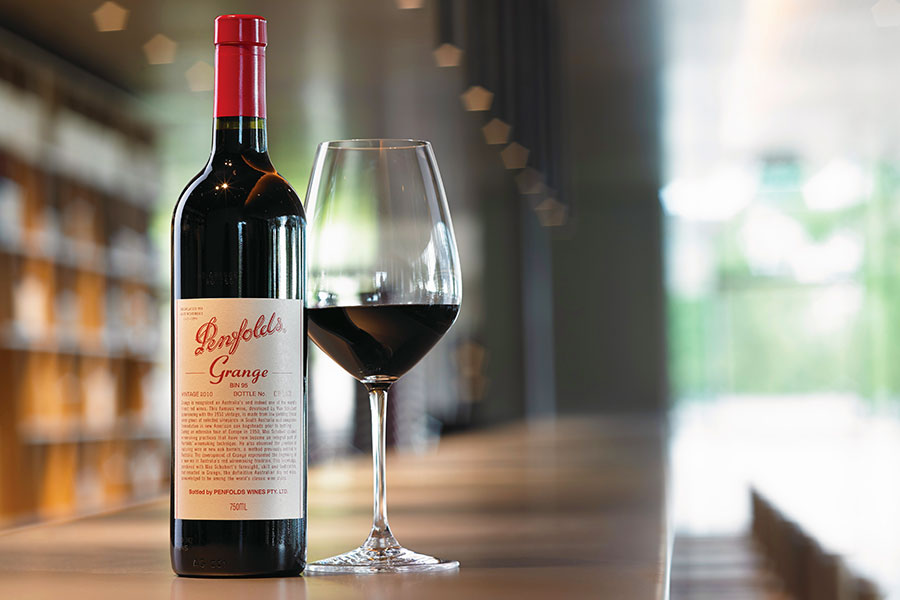 Iconic Australia Vacations - Penfolds Winery, Barossa Valley