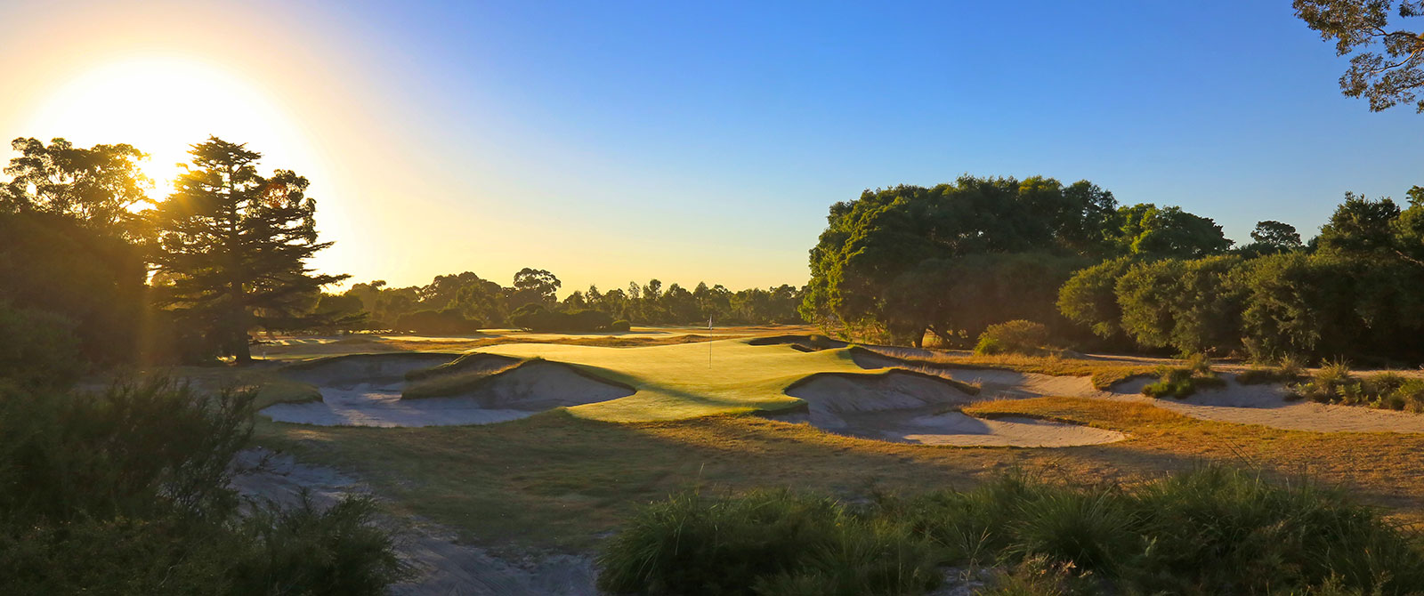Kingston Heath Golf Club Melbourne - Best Golf Courses in Australia