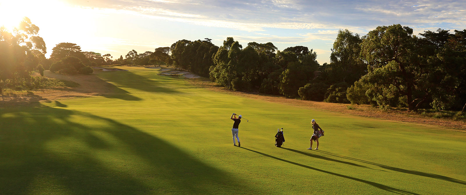 Royal Melbourne Golf Club - Melbourne Sandbelt Golf Courses