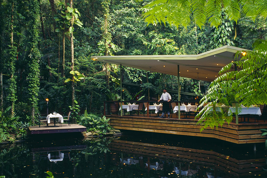 Daintree Ecolodge and Spa Restaurant