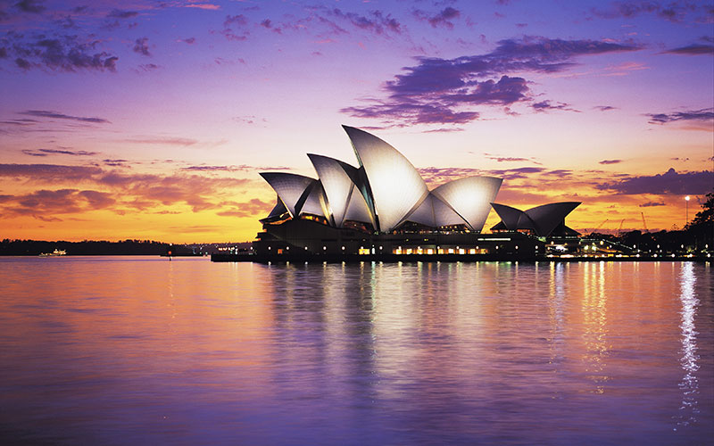 Tour the Sydney Opera House in Australia