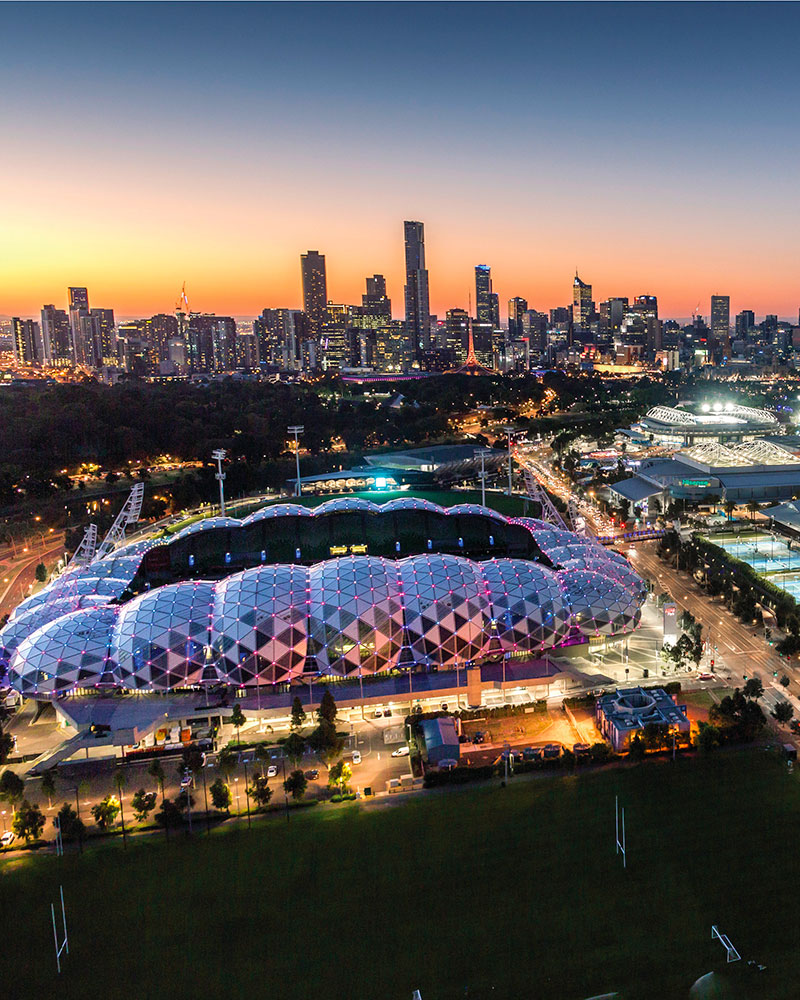 Australian Open 2021 Official Travel Packages