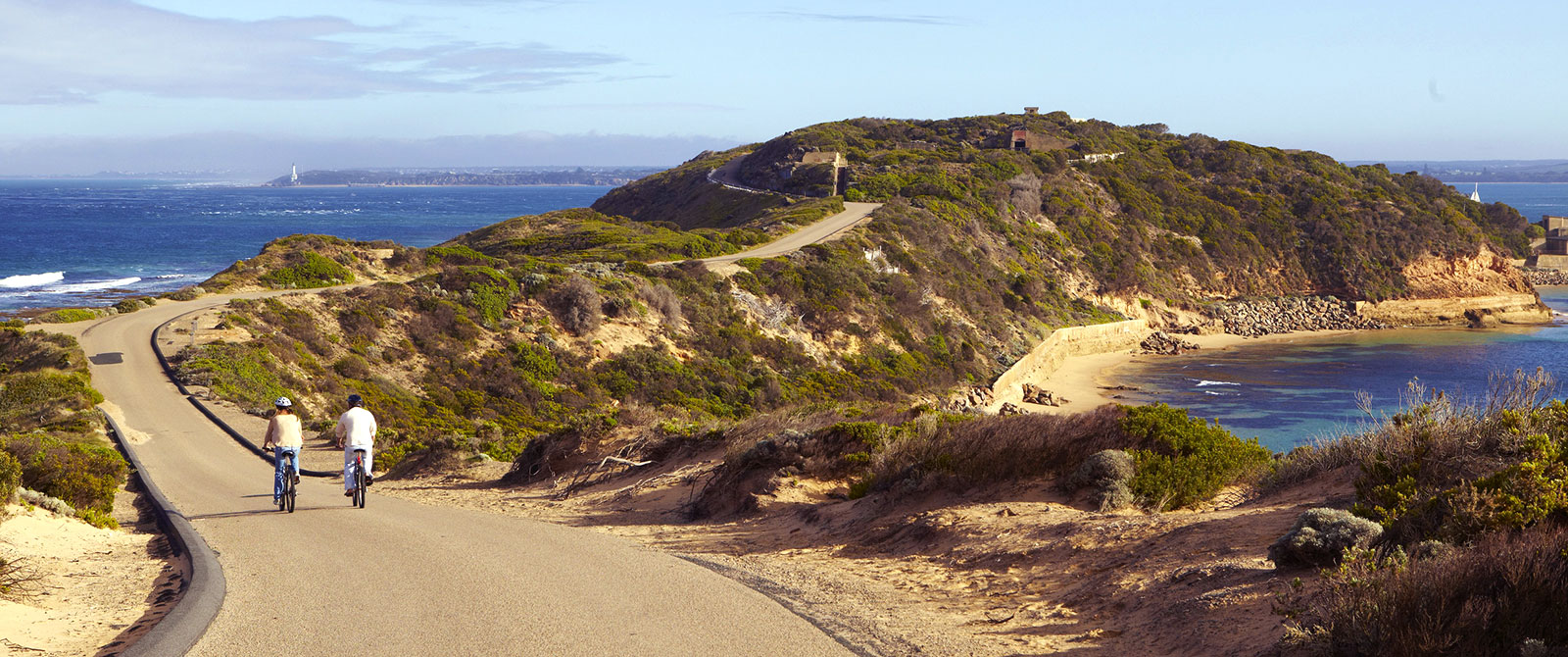 Biking Along the Coast in Mornington Peninsula - Australia Ultra-Luxury Vacation