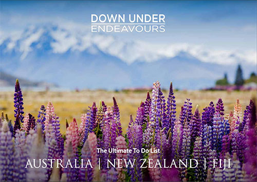 Down Under Endeavours - South Pacific Brochure